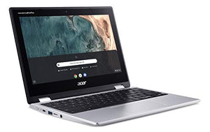 "Acer Chromebook Spin 311 Convertible Laptop, 11.6"" HD Touch, 4GB, Wi-Fi 5, Bluetooth 5.0, Google Chrome OS"