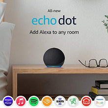 Load image into Gallery viewer, All-new Echo Dot (4th Gen, 2020 release) | Smart speaker with Alexa | Charcoal