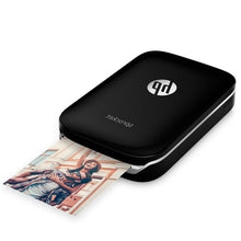 Load image into Gallery viewer, HP MIni Pocket photo printer mobile phone small print Bluetooth portable pocket photo printer home Mini photo