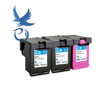 Load image into Gallery viewer, PY 652XL ink cartridge replacement for HP 652 XL for HP Deskjet 1115 1118 2135 2136 2138 3635 3636 3835 4535
