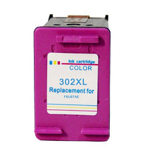 Load image into Gallery viewer, Remanufactured HP 302 XL ink cartridges for HP OfficeJet 3831 3833 DeskJet 1110 2130 3630 3639 3633 3636 Envy 4520 4524