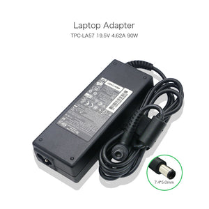 Original 19.5V 4.62A 90W 7.4*5.0mm TPC-LA57 AC Charger Power Adapter For HP Pavilion 27 Touch All in One Desktop PC PA-1900-31HA