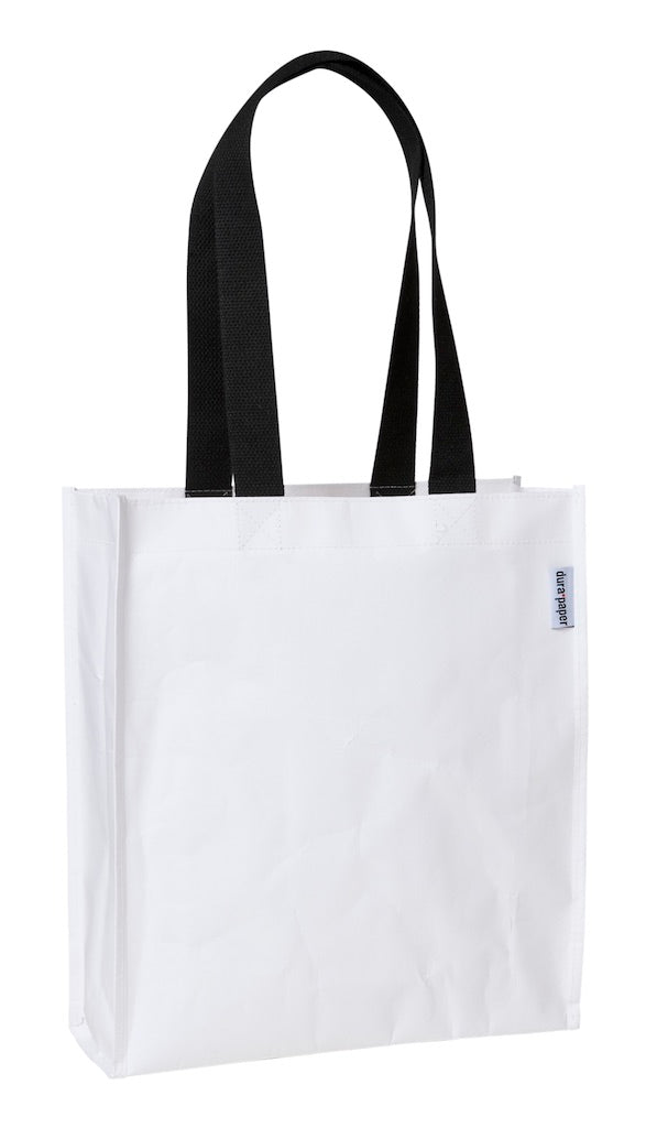 Planet Shoulder Bag - White DuraPaper