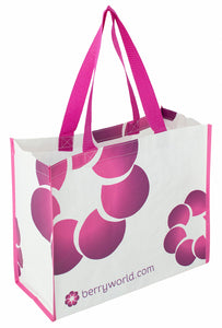 Planet Shopper - Laminated Woven Polypropylene