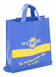 Planet Fold-up Shopper - Non-woven Polypropylene (NWPP)