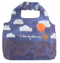 Load image into Gallery viewer, Planet Fold-up Shopper - Sublimated Polyester