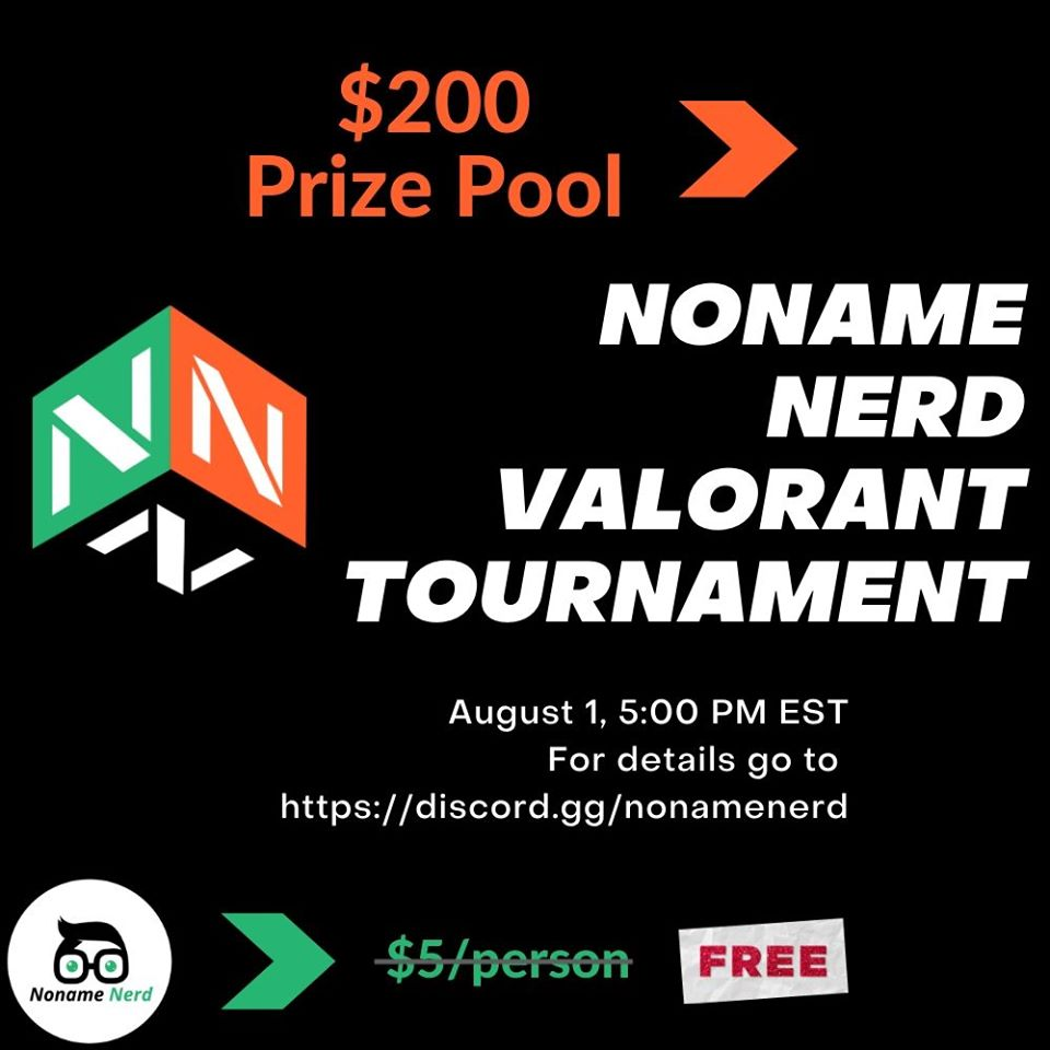 Our First Valorant Tournament!