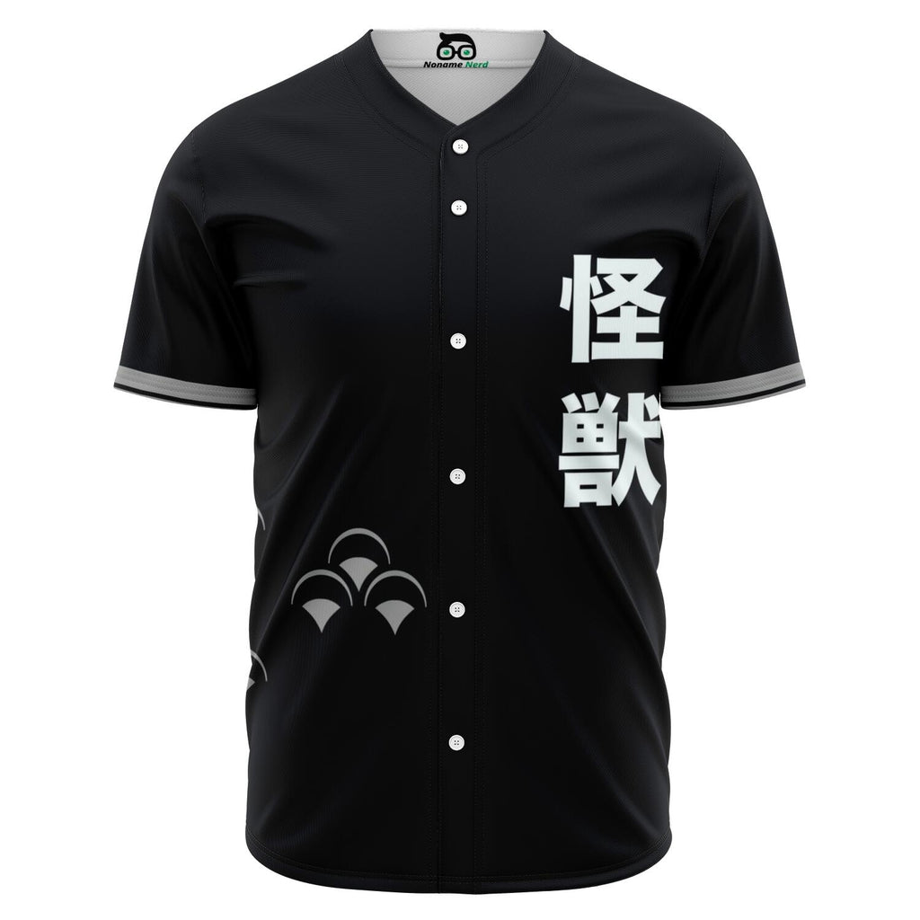 Kaiju Gamer Jersey (button down)