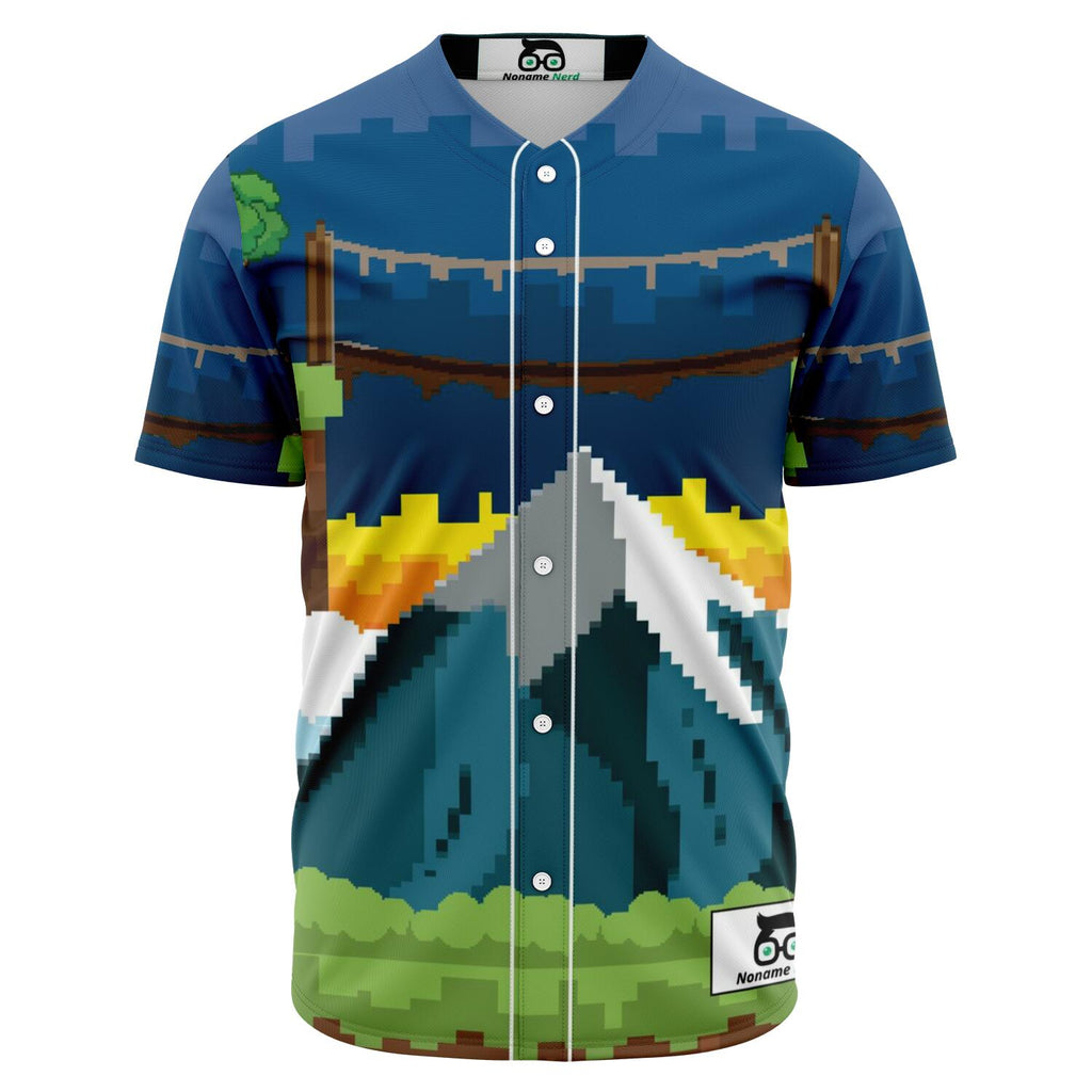 Crafter Gamer Jersey (button down)