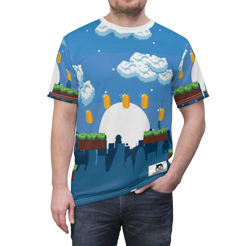 Custom Retro Gamer Jersey