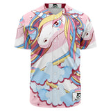 Unicorn Gamer Jersey (button down)
