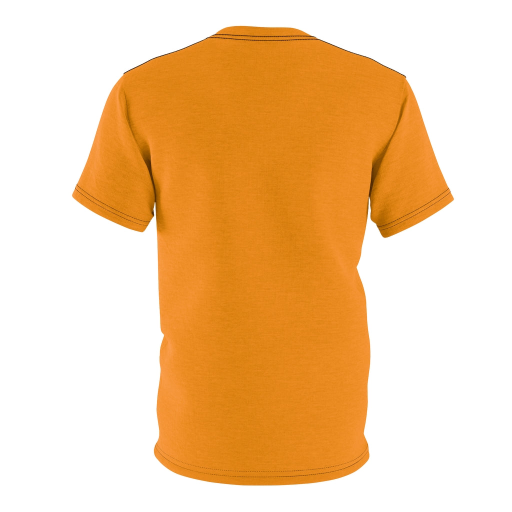 Custom Orange Gamer Jersey