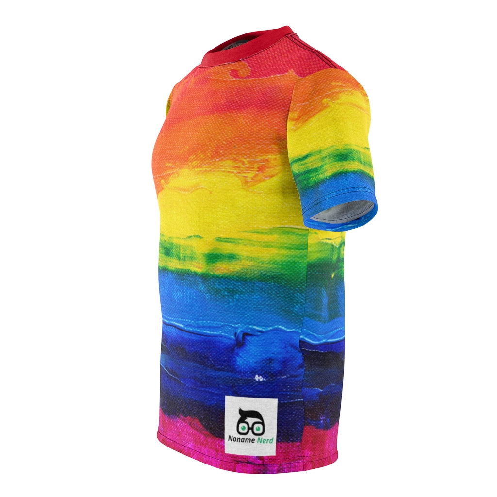 Custom Rainbow Gamer Jersey