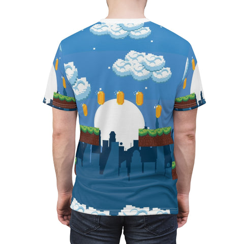 Copy of Custom Retro Gamer Jersey