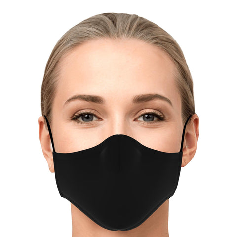 Make your own mask (black)