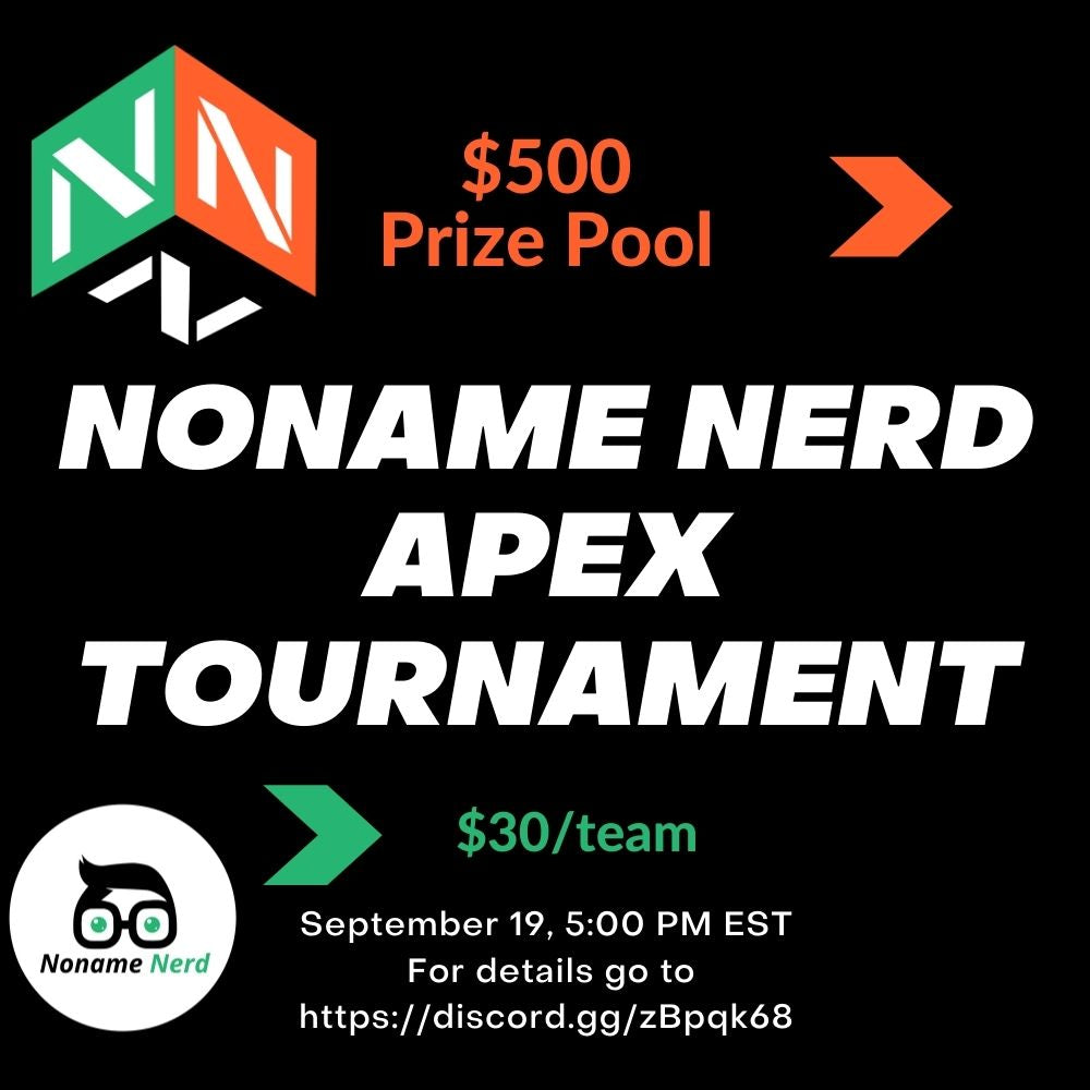 N3 Apex Tournament (Sept. 19)