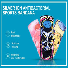 Antimicrobial Buff