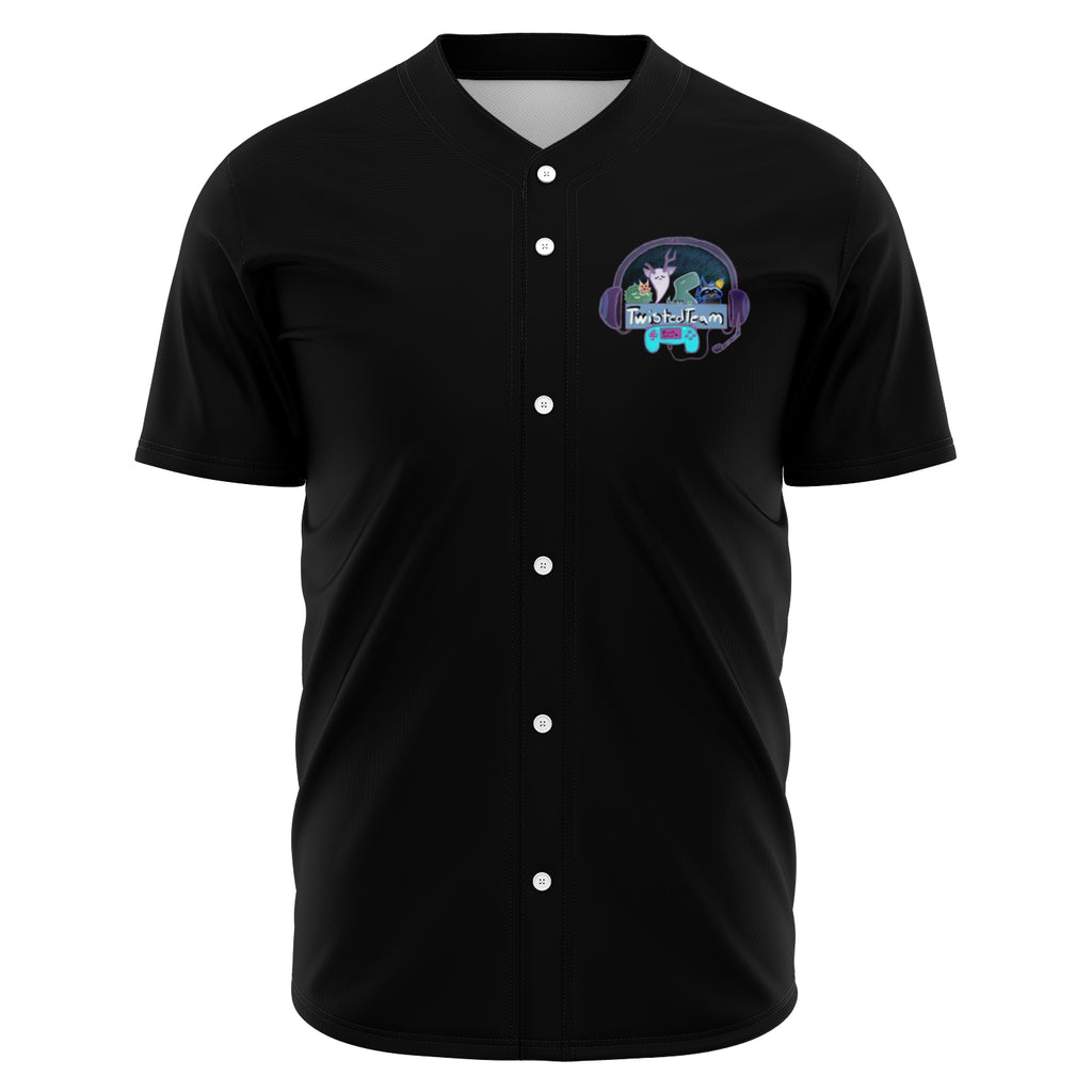 TwistedTeam Desserts Baseball Jersey