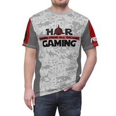 Custom esports team jersey (design only)