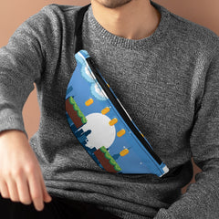 Retro Gamer Fanny Pack