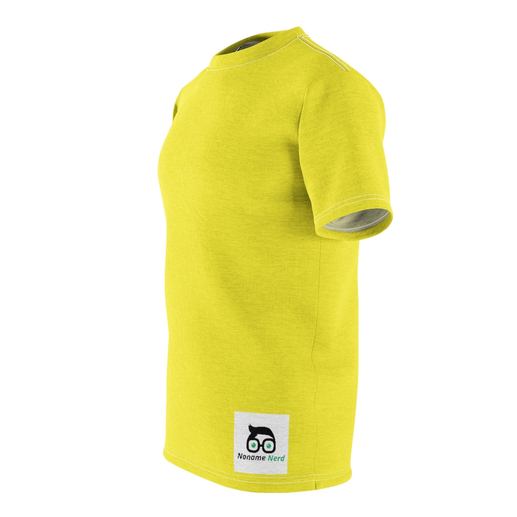 Custom Yellow Gamer Jersey