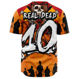 Real Dead Gamer Jersey (button down)