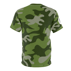 Forest Camo Gamer Jersey