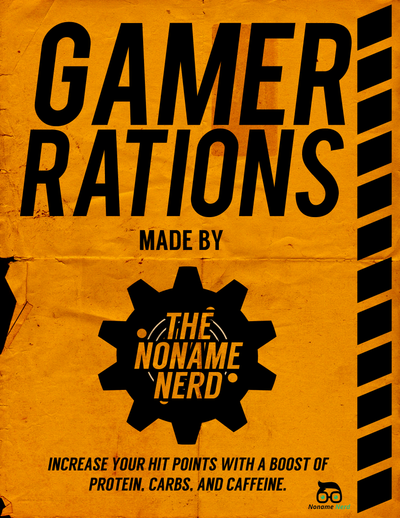 Gamer Rations FREE Sample