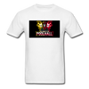 The Pool Hall T-Shirt - white