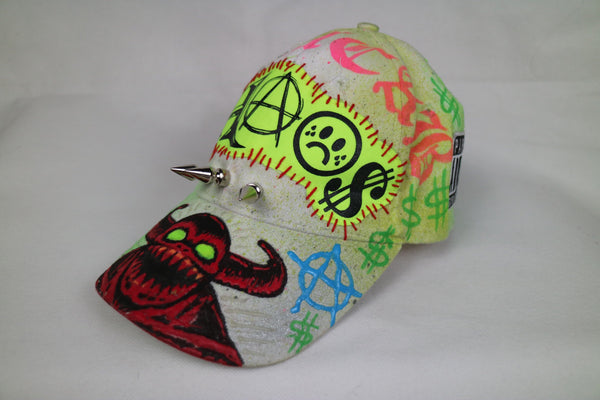 hell bent chaos hat