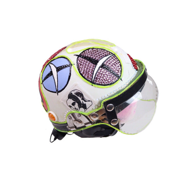 clown gng helmet