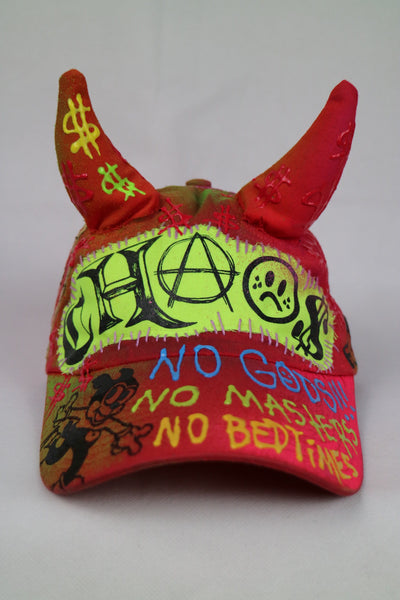 betty demon hat