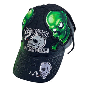 STONED TO THE BONE HAT
