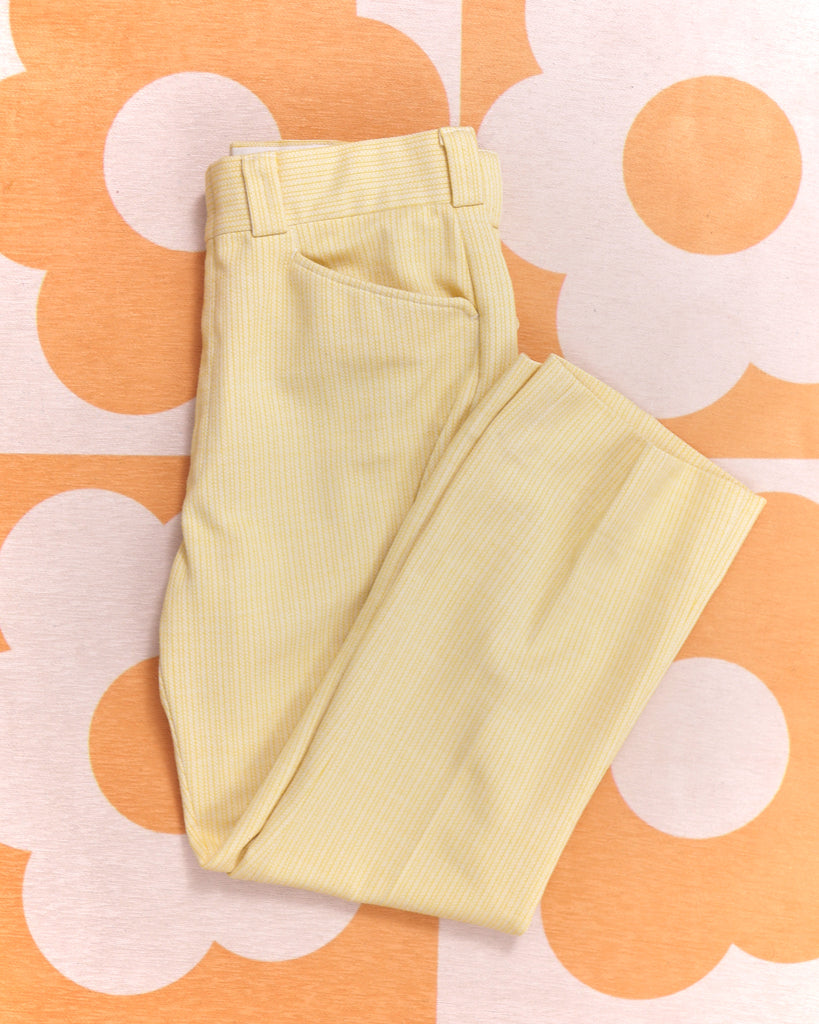 Purple Squiggle Knit