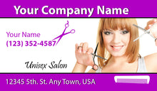 Load image into Gallery viewer, Beauty Shop Business Cards 02