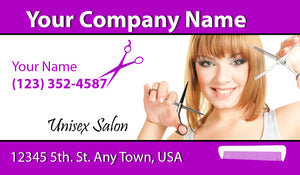 Beauty Shop Business Cards 02