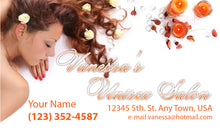 Load image into Gallery viewer, Beauty Shop Business Cards 03