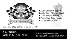 Load image into Gallery viewer, Auto Body Collision Business Cards 03
