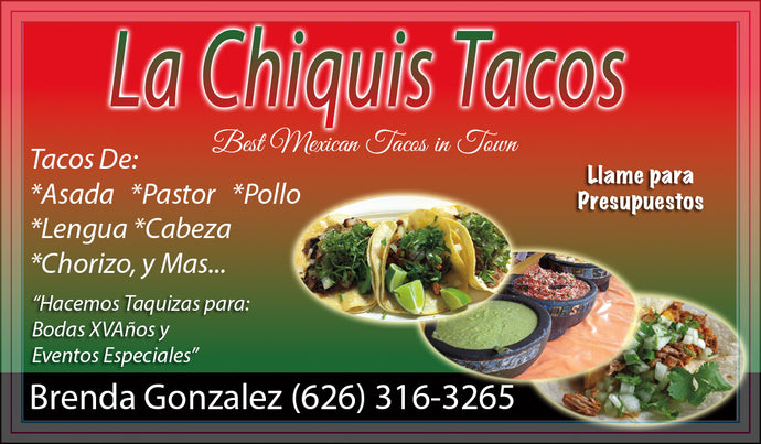 Tacos Business Card 04