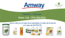 Load image into Gallery viewer, Amway Business Cards 04