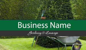Gardening Business Cards 05