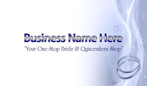Bridal Shop Business Cards 05