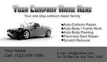 Load image into Gallery viewer, Auto Body Collision Business Cards 05