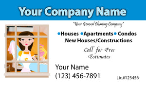 House Cleaning Business Cards 06