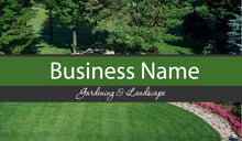 Load image into Gallery viewer, Gardening Business Cards 08