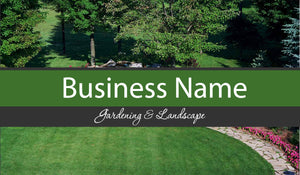 Gardening Business Cards 08