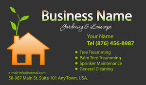 Gardening Business Cards 09