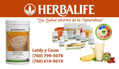Herbalife Business Card 09