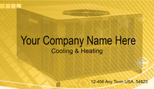 Load image into Gallery viewer, Air Conditioning Business Cards 10