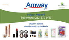 Load image into Gallery viewer, Amway Business Cards 11